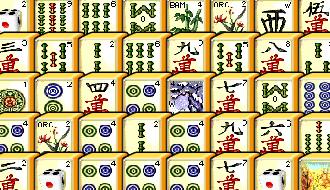 Mahjong Spelen